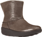 FitFlop Women's Mukluk Shorty II Shimmer Boot