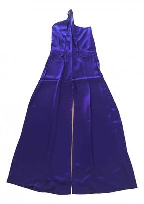Pinko Purple Jumpsuit for Women