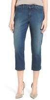 NYDJ Women's Alina Stretch Capri Jeans