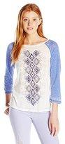 Roxy Women's Aruba Geo Kilim T-Shirt