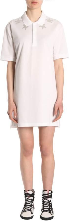 Givenchy Cotton Pique Polo Dress