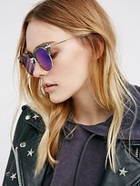 Free People Coconut Grove Club Master Sunnies