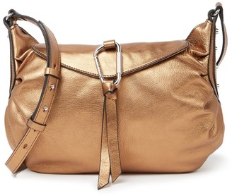 Vince Camuto Lysa Large Leather Crossbody