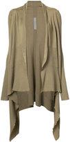 Rick Owens cashmere wrap cardigan - women - Cashmere - 42