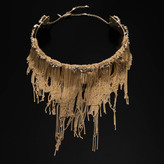 Alexis Bittar Vintage Fringe Collar Necklace
