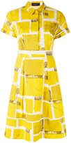 Piazza Sempione Robe shirt dress - women - Cotton/Spandex/Elastane - 44