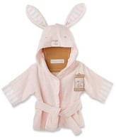 Baby Aspen Baby's Bathtime Bunny Hooded Spa Robe