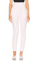 Alexandre Vauthier Japanese Crepe Trousers