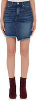 Rag & Bone Women's Eddy Denim Miniskirt-NAVY
