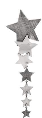Saint Laurent star drop earrings