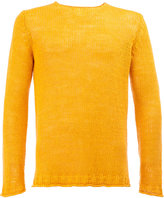 Roberto Collina knitted sweater - men - Linen/Flax - 46