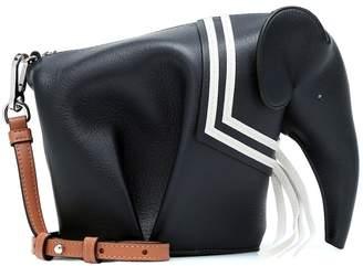 Loewe Elephant Sailor leather shoulder bag