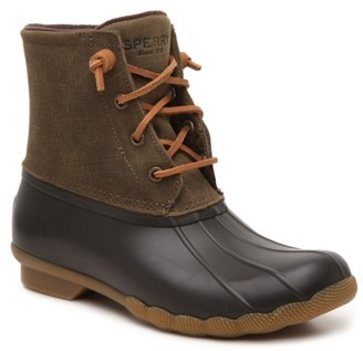 Sperry Saltwater Leather Duck Boot