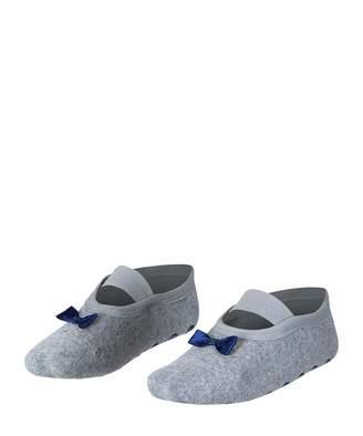 Falke Girls' Ballerina Homepad Ankle Socks