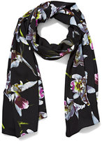 New York & Co. Floral Scarf
