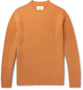 Folk - Signal Ribbed Wool Sweater