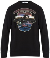 Givenchy Hawaii-print cotton sweatshirt