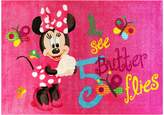Sunny Rugs Disney Minnie Mouse Kids Rug, 100x150cm