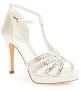 Menbur Women's Kira T-Strap Platform Sandal
