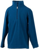 Obermeyer Ultragear 100 Micro Zip-T Fleece Shirt- Zip Neck, Long Sleeve (For Little and Big Kids)