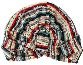 Missoni embroidered hair wrap