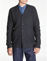 Levi's Made & Crafted Novelty Cardigan, Caviar