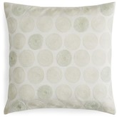 "Barbara Barry Modern Dot Beads Decorative Pillow, 18"" x 18"""