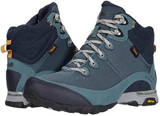 Teva Sugarpine Mid Waterproof (Stormy Weather) Women's Shoes