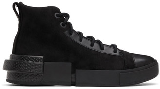 Converse Black All Star Disrupt CX High Sneakers