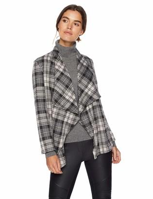 BB Dakota Women's Brave Heart Plaid Jacket
