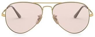 Ray-Ban RB3689 58MM Aviator Sunglasses