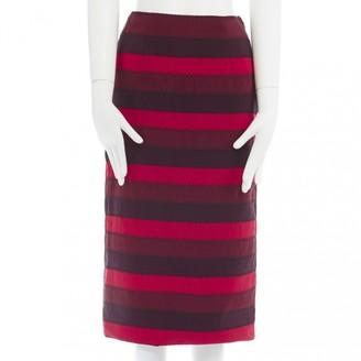 Mary Katrantzou Red Viscose Skirts
