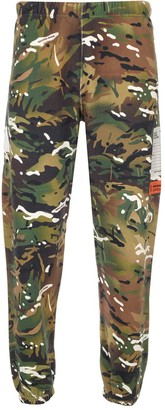 Heron Preston X Ministry Of Defence Camouflage Sweatpants