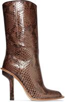 Marni Python boots