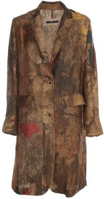 UMA WANG Katia Long Oversized Jacket