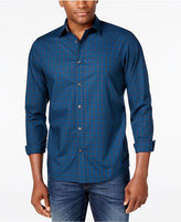 Michael Kors Men's Slater Tartan Long-Sleeve Shirt