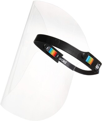 Polaroid Adult Clear Face Shield