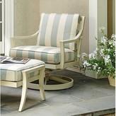 Tommy Bahama Misty Garden Swivel Rocker Chair with Cushion Outdoor