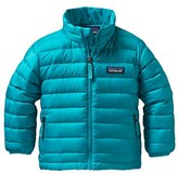 Patagonia Toddler Girl's Water Resistant Down Sweater Jacket