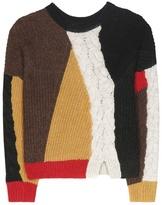 Etoile Isabel Marant Isabel Marant, Étoile Gao alpaca, wool and linen-blend sweater
