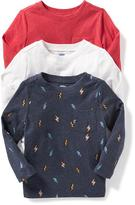 Old Navy Pocket-Tee 3-Pack for Toddler Boys