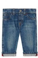 Gucci Toddler Boy's Straight Leg Jeans