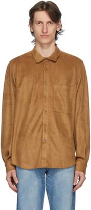 Han Kjobenhavn Brown Boxy Shirt