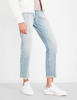 Closed Heartbreaker girlfriend-fit mid-rise jeans