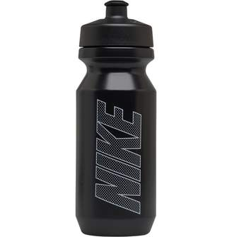 Nike Big Mouth Water Bottle Graphic Black/Black/White