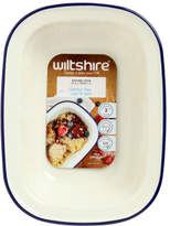 Wiltshire Enamel 26cm Oblong Pie Dish