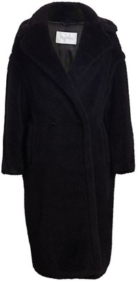 Max Mara Teddy Bear Icon Alpaca-Blend Coat