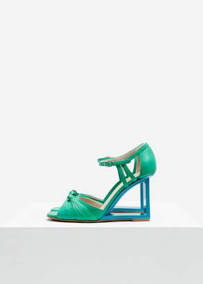 Awake Mrs. Right Angle Sandals