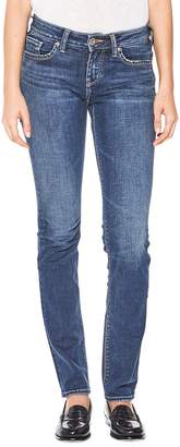 Silver Jeans Suki Straight Jeans