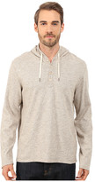 Lucky Brand Sueded Jersey Hoodley